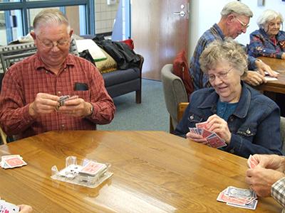 Pf Seniors Cards