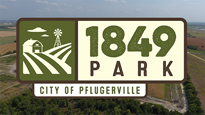 1849 logo with park image