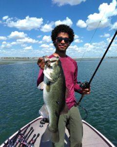 Centex Fishing Student