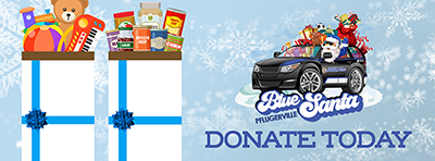Donate to Blue Santa