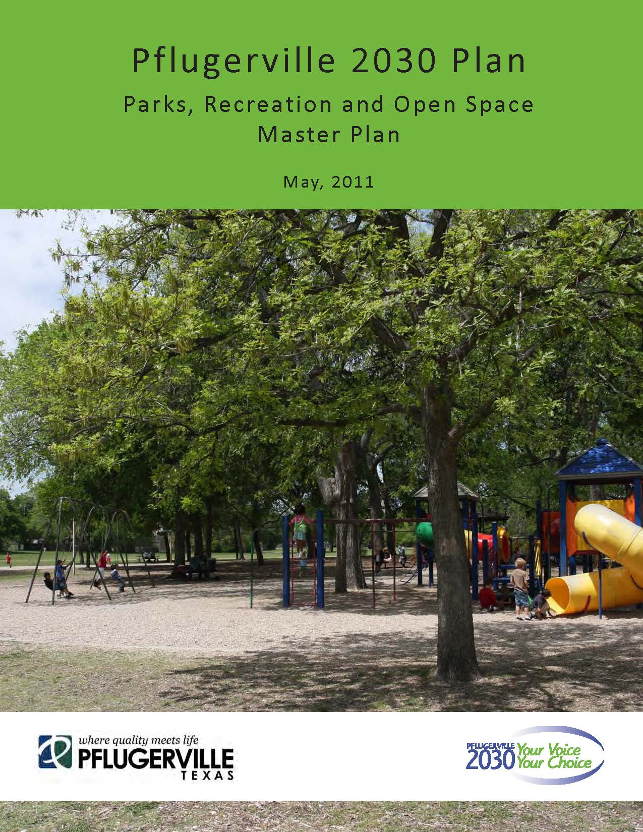 Website Icon - Parks and Open Space Master Plan