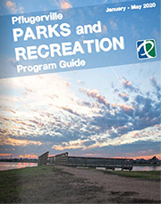 Parks and Recreation Program Guide