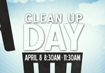 SMALL Clean Up Day 2017