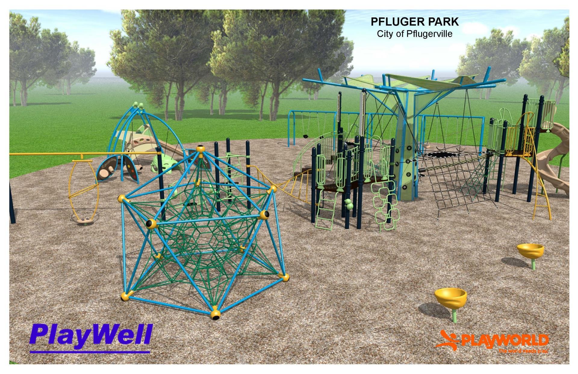 Playground Design(2)