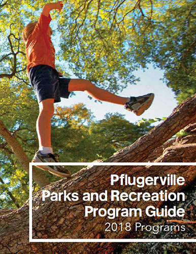 Parks Guide Cover 2018