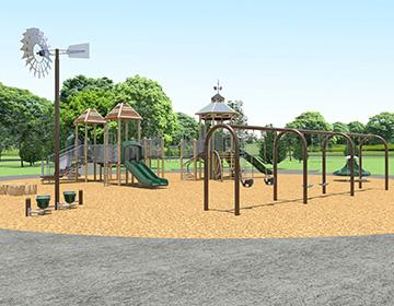 1849 Park Playground Information