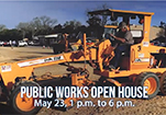 Public works open house small