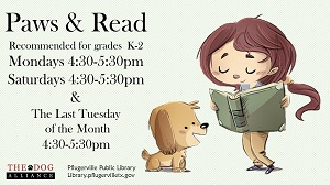 2019-20 paws and read