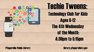 techie tweens 2019-20