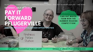 2019-07-27 Pay It Forward Pflugerville - CORRECTED