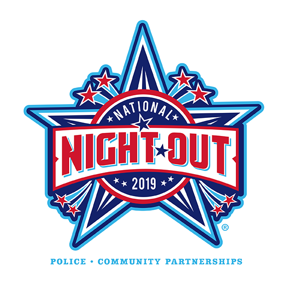 2019 National Night Out logo