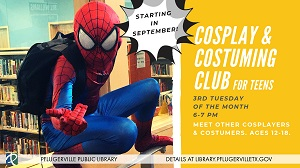 2019-09-17 Cosplay and Costuming Club
