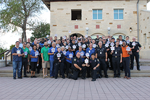 National Night Out group photo