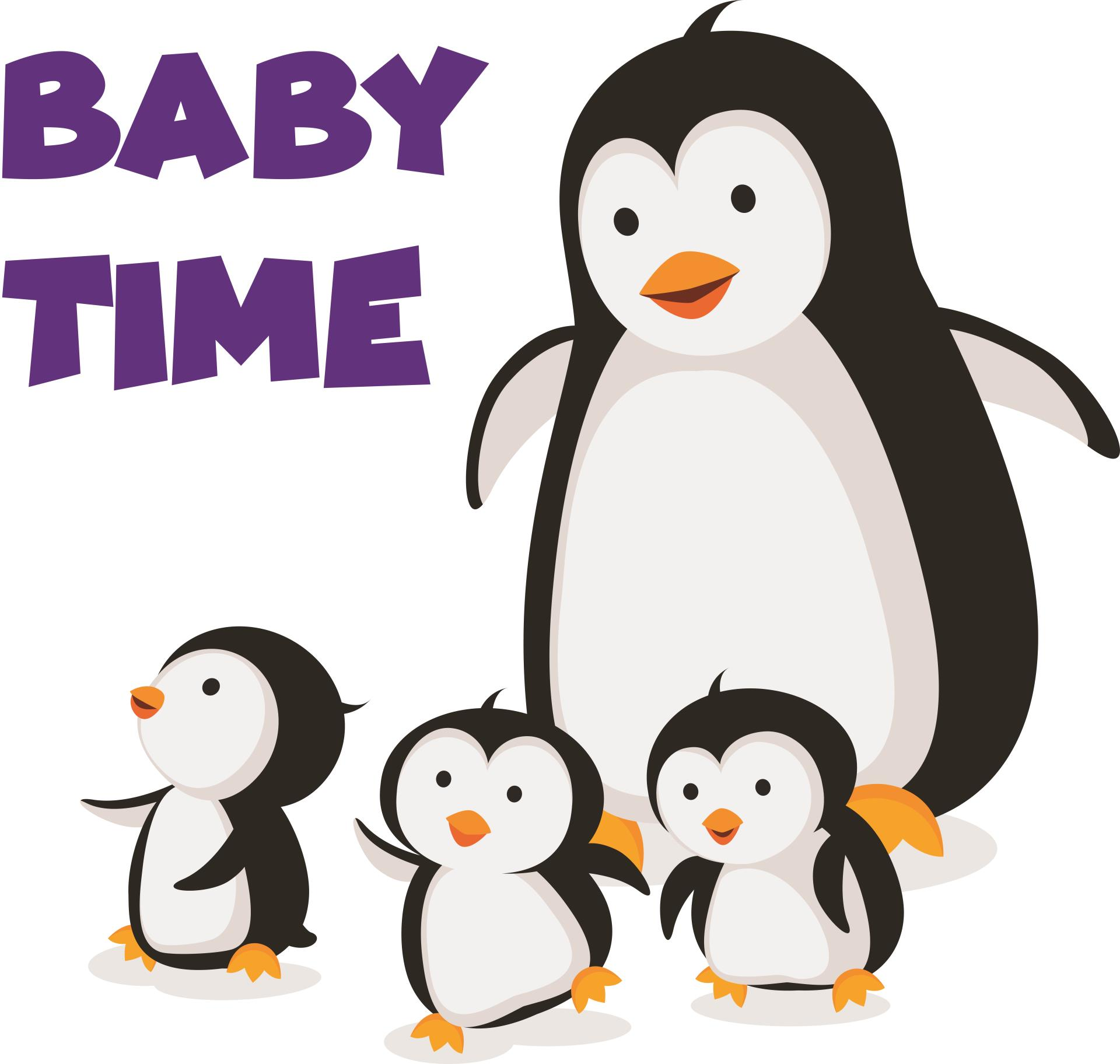 Baby Time Penguins(1)