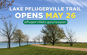 Lake Pflugerville Trail Opens May 26 key