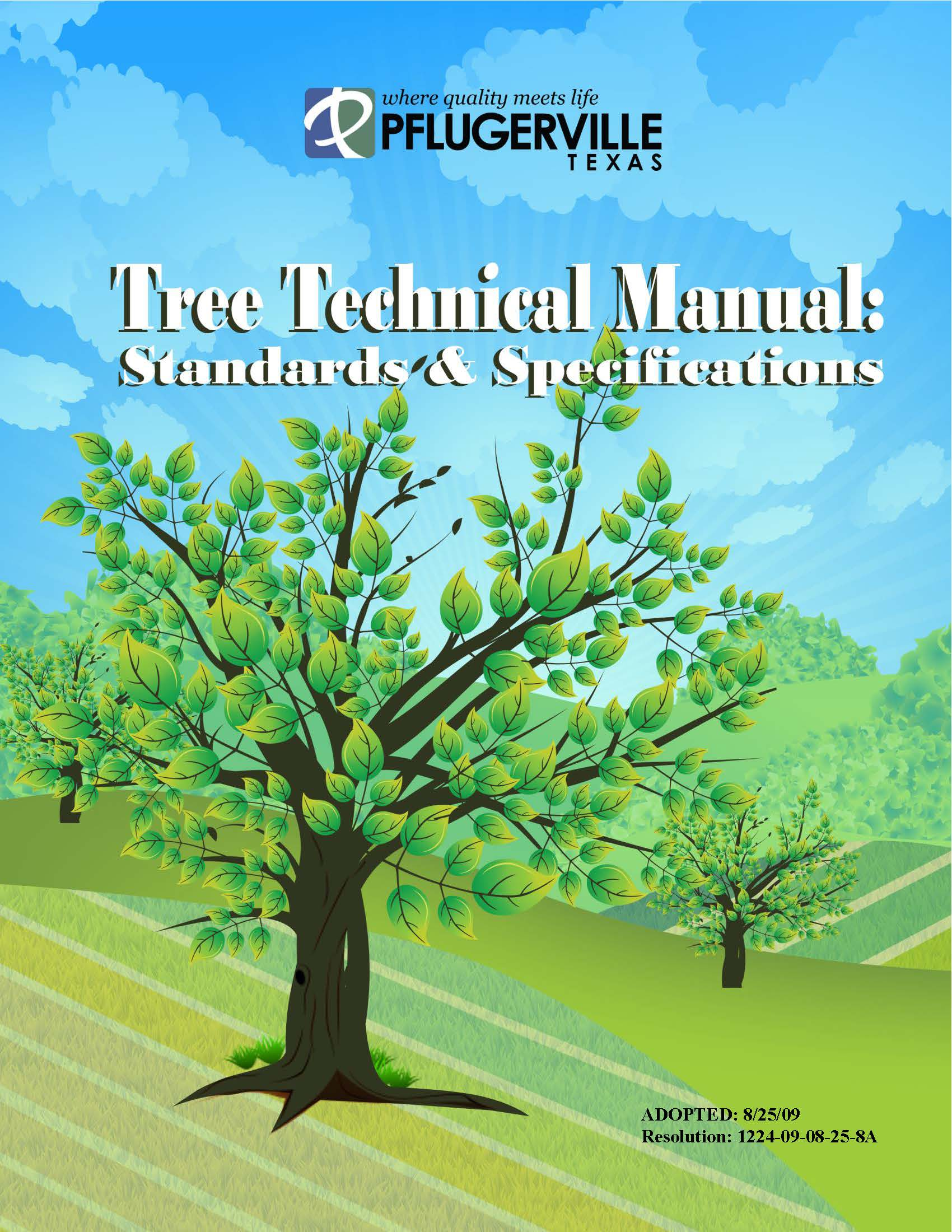 Tree Technical Manual_coversheet