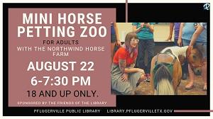 2019-08-22 Mini Horses