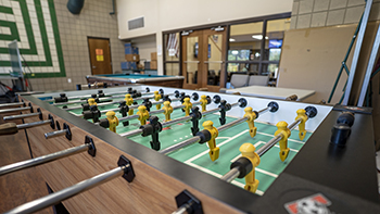Rec Center Game Room