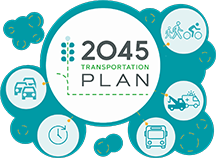 CAMPO 2045 Transportation Plan Graphic
