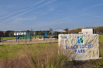 Black locust park