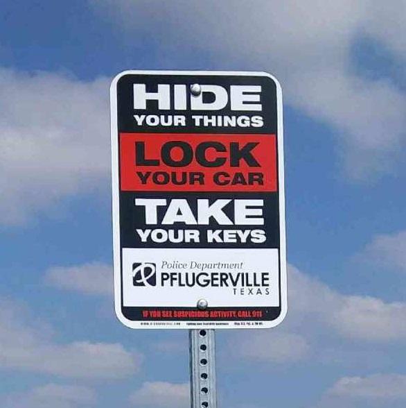 Take, Lock & Hide 1